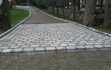 Stonework in Danbury CT
