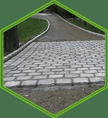 Greenway Industries Stone Masonry Hex