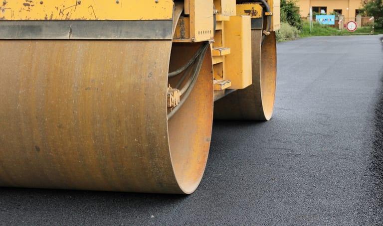 Driveway resurface