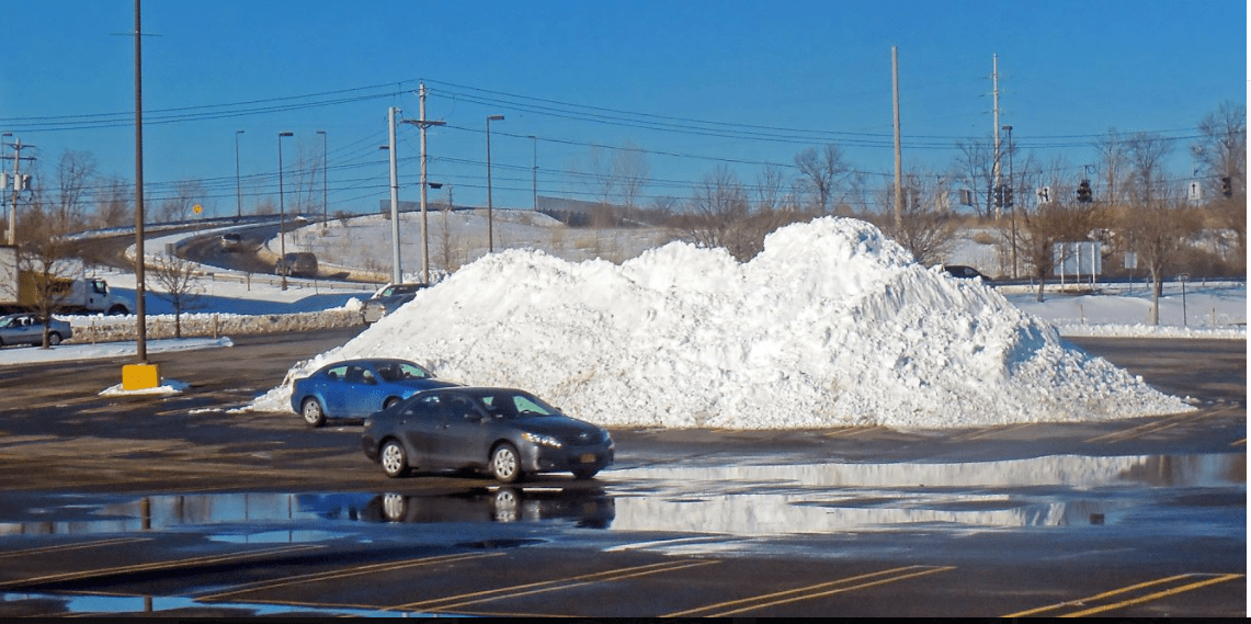 greenway snow removal