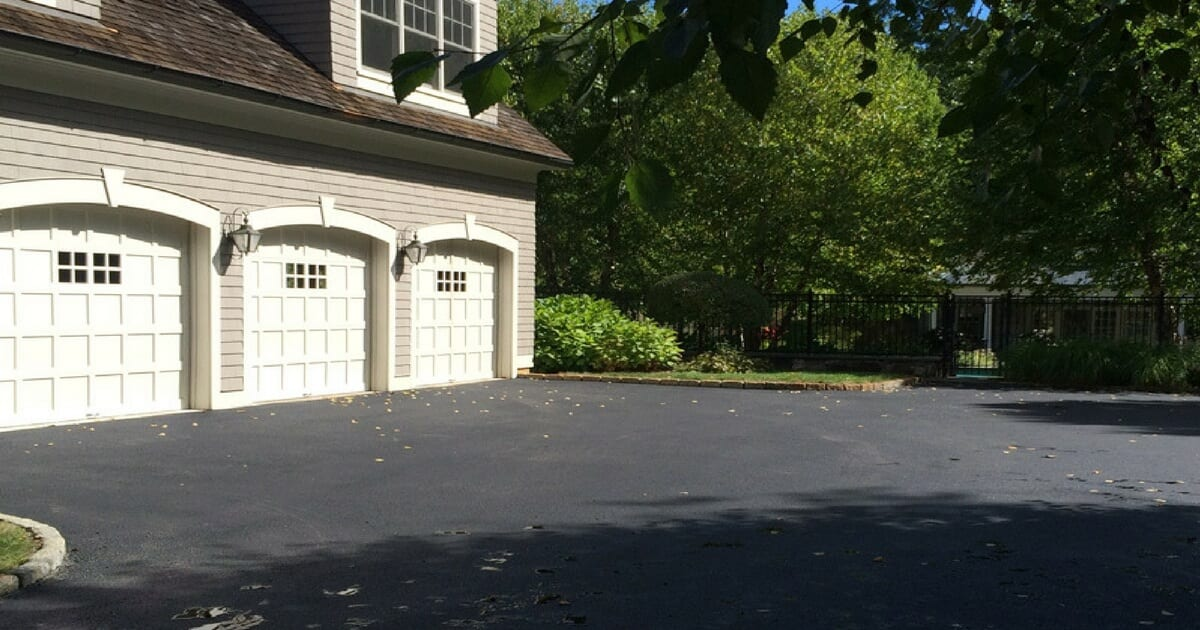 Driveway Maintenance